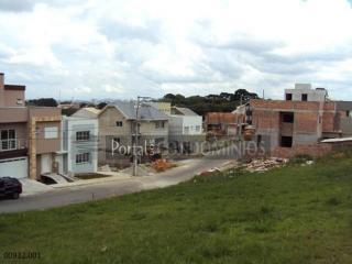 Curitiba: Ref: 00932.001 - Terreno em Condominio no Santa Candida  2