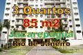 Rio de Janeiro: Apartamento 3 quartos, a venda, Jacarepaguá, Zona Oeste, Rio de Janeiro, RJ.