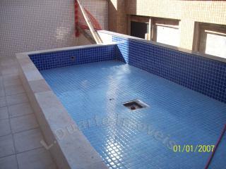 Praia Grande: Ap 2 Dorm c/Suite Boqueirão Ref.1017 2