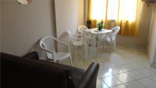 Praia Grande: Apto Canto do Forte 01 dorm 01 vaga 40 m² ref AP0273 1
