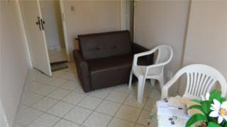 Praia Grande: Apto Canto do Forte 01 dorm 01 vaga 40 m² ref AP0273 2