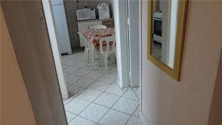Praia Grande: Apto Canto do Forte 01 dorm 01 vaga 40 m² ref AP0273 5