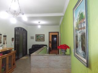 Santo André: Casa 300 m² em Santo André – Parque Novo Oratório 2
