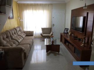Sobrado 126 m² em Condomínio Fechado, São Bernardo do Campo – Demarchi