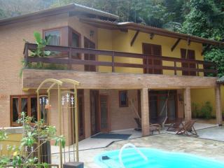 Sobrado 210 m² no Litoral Norte, Praia de Guaecá - São Sebastião