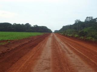 São Carlos: Fazenda Agrícola  situada em Querência - MT (6144) 1