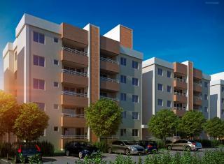 Itajaí: Apartamento MCMV com 2 quartos  no bairro Espinheiros em Itajai 1