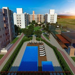 Itajaí: Apartamento MCMV com 2 quartos  no bairro Espinheiros em Itajai 3