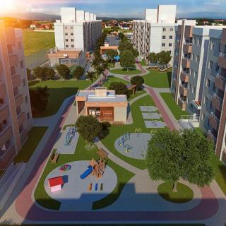 Itajaí: Apartamento MCMV com 2 quartos  no bairro Espinheiros em Itajai 4