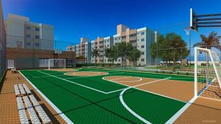 Itajaí: Apartamento MCMV com 2 quartos  no bairro Espinheiros em Itajai 5