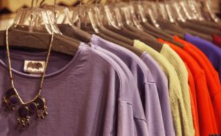 Loja de roupas no Centro de Santo André