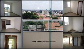 Uberlândia:  Apto novo 2/4, (1 suíte), elevador - B. Stª Mônica. 1