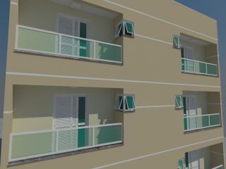 Apartamento 62 m² em Mauá - Jardim Pedroso