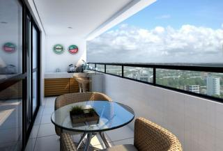 São Luis: Apartamento na Ponta do Farol/Ed. Vila Lagoa 5