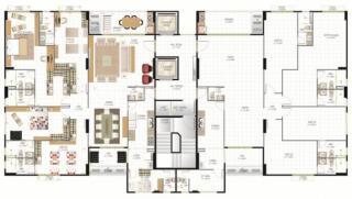 São Luis: Apartamento no Renascença//Ed. Quarto Centenário. 4