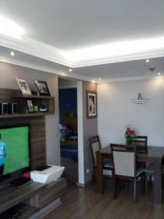 Santo André: Apartamento 54 m² em São Bernardo do Campo - Santa Terezinha 1