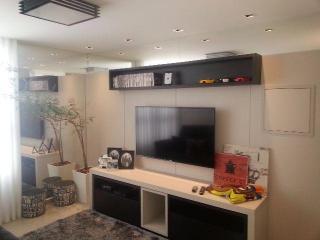 Sobrado 119 m² em Condomínio Fechado em Santo André - Bairro Santa Maria
