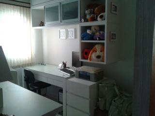 Uberlândia: Apto. montado, 2/4 (1 suite), 3º andar, prox. UFU Sta. Mônica – Cod 310  8