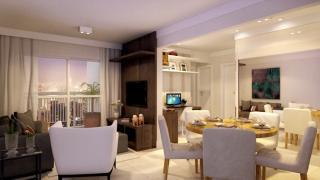 Sumaré: América residencial - apartamento em Campinas 6