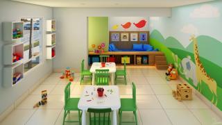 Sumaré: Figueira Residencial Clube - Apartamento em Americana 6