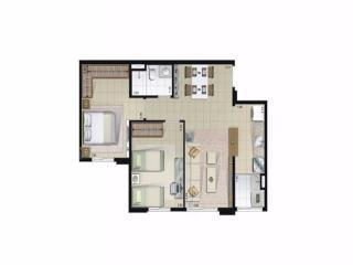 Sumaré: Side - Apartamento em Americana 3