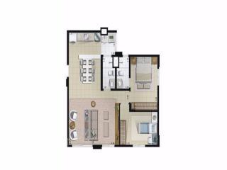 Sumaré: Side - Apartamento em Americana 5