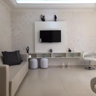 Sobrado Mobiliado 02 Dormitórios 100 m² Condomínio Fechado em Santo André - Bairro Silveira
