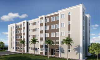 Novos apartamentos com 2 quartos - Minha casa, minha vida
