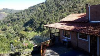 Sitio cinematográfico na Rodovia Cunha-Paraty