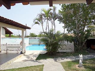 Casa Estilo Rústico Com Piscina, Perto Da Praia, Lagoa, Comércio, Transporte E Colégio, Em Maricá/RJ.