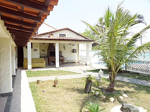 Maricá: Casa Estilo Rústico Com Piscina, Perto Da Praia, Lagoa, Comércio, Transporte E Colégio, Em Maricá/RJ. 2