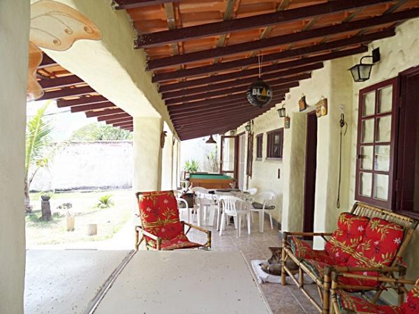 Maricá: Casa Estilo Rústico Com Piscina, Perto Da Praia, Lagoa, Comércio, Transporte E Colégio, Em Maricá/RJ. 6