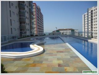 Praia Grande: Apartamento Novo,  Lazer Completo 10
