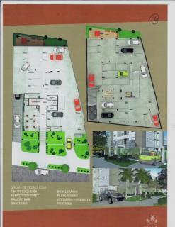 Porto Alegre: Apartamento 2 dormitório frente suite garagem 3