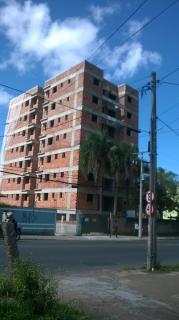 Porto Alegre: Apartamento 2 dormitório frente suite garagem 8