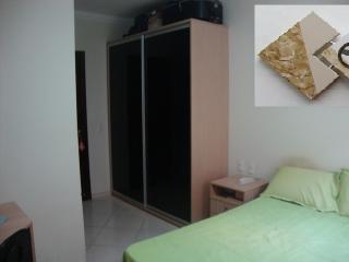 Uberlândia: Apto. térreo com o conforto casa, (área externa e 3 jd. inverno). 4