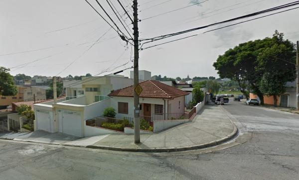 Santo André: Terreno de Esquina 250 m² em Santo André - Vila Gilda 1