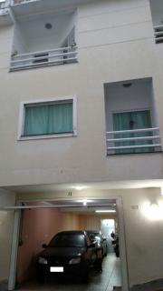 Sobrado em Condomínio Fechado 03 Dormitórios 136 m² em Santo André - Vila Alzira
