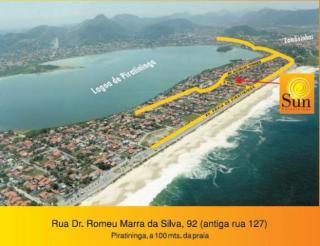 São Gonçalo: Apartamentos entre Mar e Lagoa de Piratininga - Sun Piratininga 8