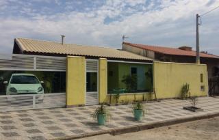 Peruíbe: P004 - CASA 7 - COM CHURRASQUEIRA 3 dormitórios