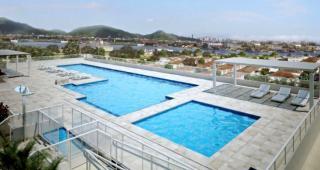 Mogi das Cruzes: Apartamento a venda, Ponta da Praia em Santos de 3 dormitórios com 111 m2 com, 2 suites, Santos, São Paulo 20