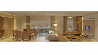 Mogi das Cruzes: Apartamento a venda, Ponta da Praia em Santos de 3 dormitórios com 111 m2 com, 2 suites, Santos, São Paulo 5