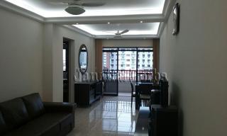 Santos: Apartamento 2 dormitórios garagem demarcada  Campo Grande Santos sp 1