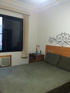 Santos: Apartamento 2 dormitórios garagem demarcada  Campo Grande Santos sp 4