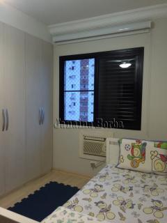 Santos: Apartamento 2 dormitórios garagem demarcada  Campo Grande Santos sp 7