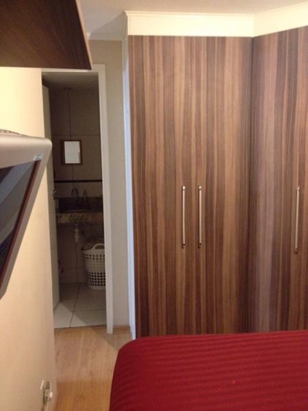 Santo André: Oportunidade! Apartamento Mobiliado 57 m² em Mauá - Parque São Vicente 11