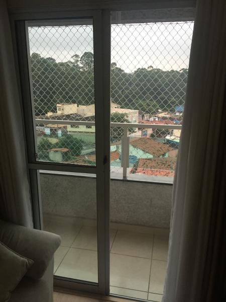 Santo André: Oportunidade! Apartamento Mobiliado 57 m² em Mauá - Parque São Vicente 13