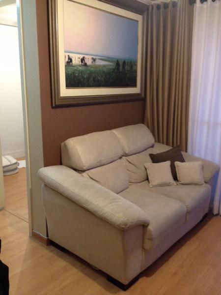 Santo André: Oportunidade! Apartamento Mobiliado 57 m² em Mauá - Parque São Vicente 1