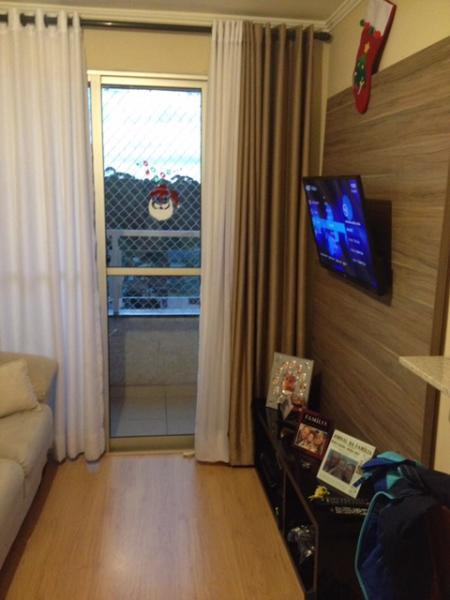 Santo André: Oportunidade! Apartamento Mobiliado 57 m² em Mauá - Parque São Vicente 2