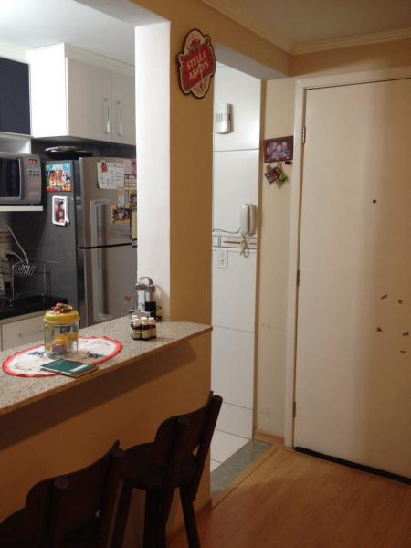 Santo André: Oportunidade! Apartamento Mobiliado 57 m² em Mauá - Parque São Vicente 3